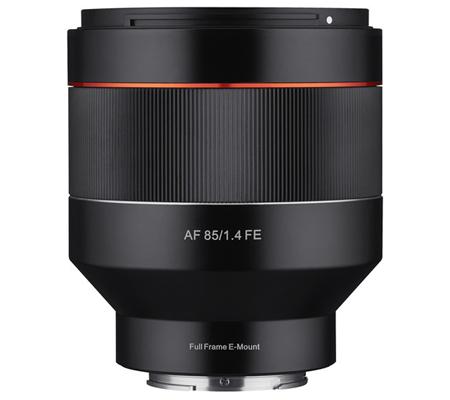 Samyang for Sony E-Mount 85mm f/1.4 Aspherical IF Lens
