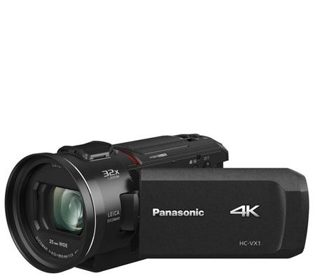 Panasonic HC-VX1 4K HD Camcorder