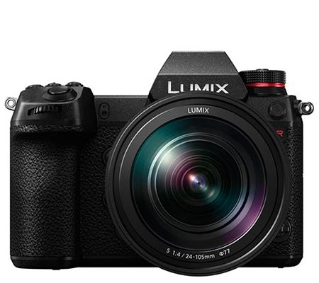 Panasonic Lumix DC-S1R kit 24-105mm F/4 Mirrorless Digital Camera