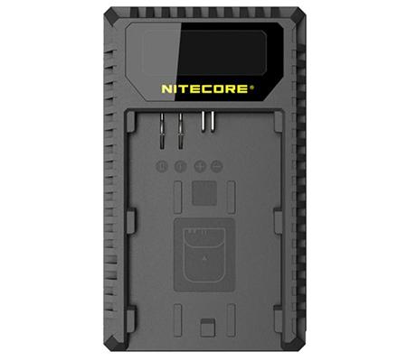 Nitecore UCN1 USB Travel Charger for Canon EOS 60D/70D/80D/7D/7D II/6D/6D II/5D Series