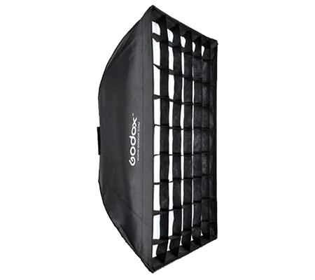 Godox Umbrella Softbox SB-USW6060 (Bowens Mounting, Grid & Velcro)
