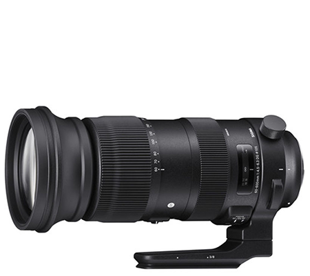 Sigma for Canon 60-600mm F/4.5-6.3 DG OS HSM Sport Lens