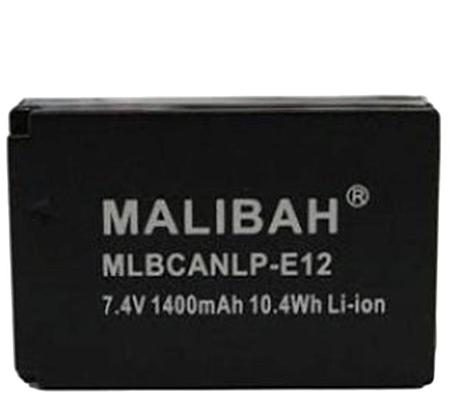 Malibah MLBCANLP-E12 Battery for Canon EOS-M / 100D