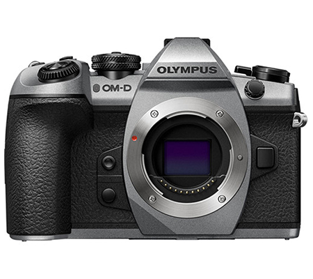 Olympus OM-D E-M1 Mark II kit 12-40mm f/2.8 Pro Silver Limited Edition