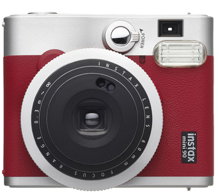Fujifilm Instax Mini 90 NEO Red