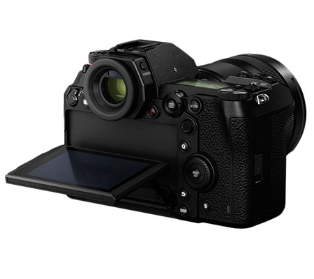 Panasonic Lumix DC-S1 kit 24-105mm F/4 Mirrorless Digital Camera