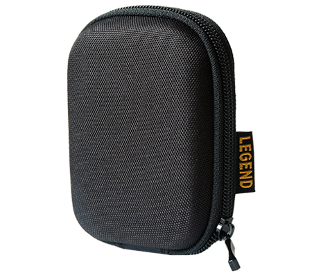 Legend 2519 Hardcase for Pocket Camera, Earphone, Handsfree, Coin, Kunci