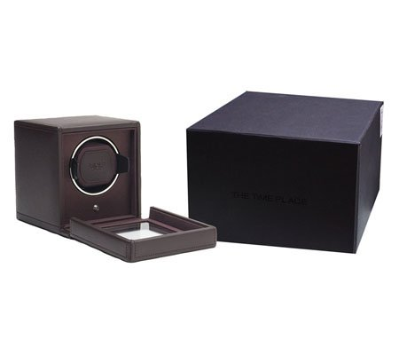 ::: USED ::: Wolf Watch Winder The Time Place (Brown) (100% As Brand New)