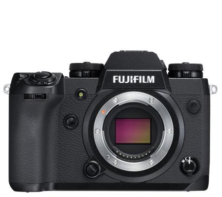 Fujifilm XH1 Body FREE Lens XC35mm f2