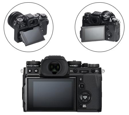Fujifilm X-T3 Kit 16-80mm f/4 R OIS WR Black