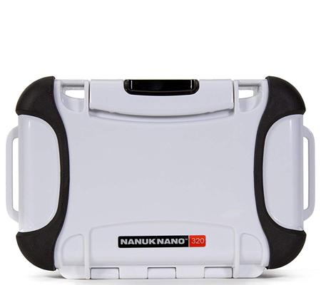 Nanuk Nano 320 Protective Hard Case White