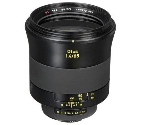Zeiss for Nikon Otus 85mm f/1.4 Apo Planar T* ZF.2
