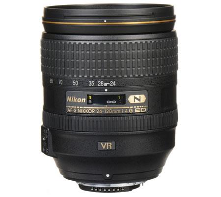 Nikon AF-S 24-120mm f/4G VR ED N
