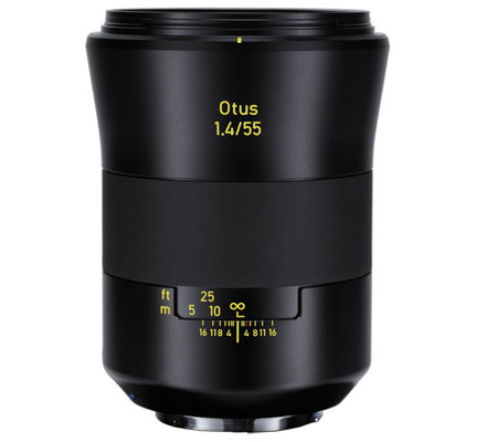 Zeiss for Nikon Otus 55mm f/1.4 ZF.2