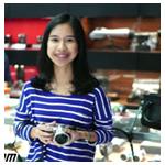 testimonials Ms. Qintan Adjani (Dental Student)