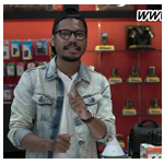 testimonials Mr. Ricky Wattimena (Standup Comedy, MC, BeatBox)