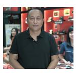 testimonials Mr. Kristupa Saragih (Professional photographer, Co-founder of Fotografer.net)