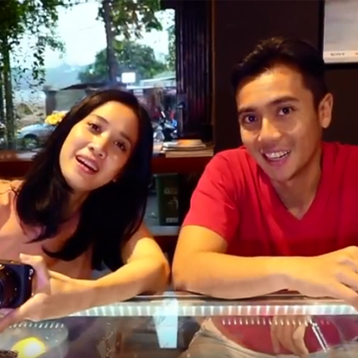 Ms Fanny Fabriana and Mr Zacky (Actris)